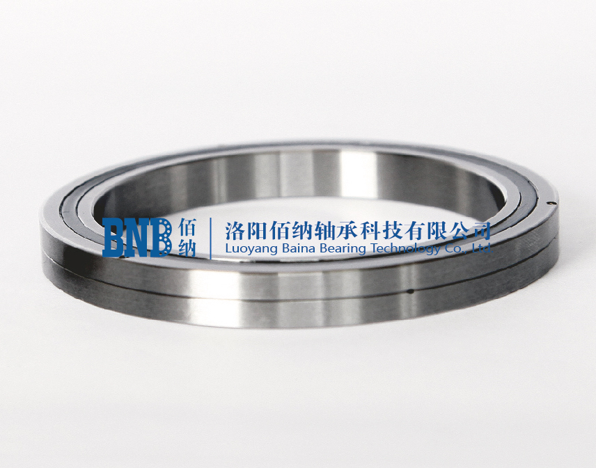 Cross roller bearings CRBS type (thin)