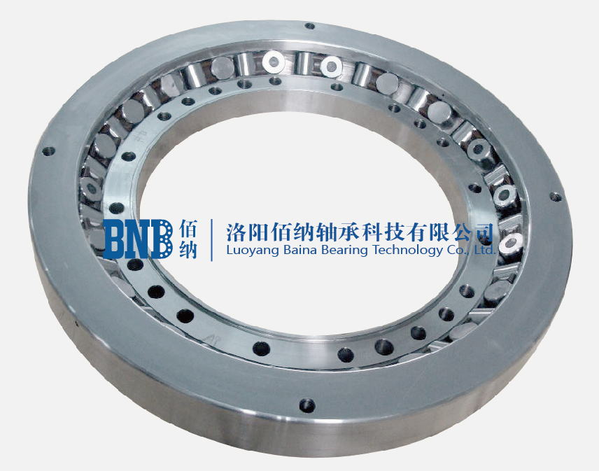 Cross tapered roller bearing type XR