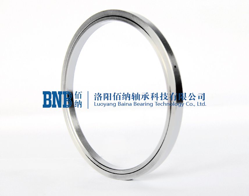 Cross roller ring RAU type (ultra thin)