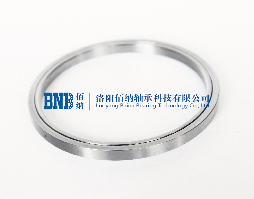 Cross roller bearings CRBT type (ultra thin)